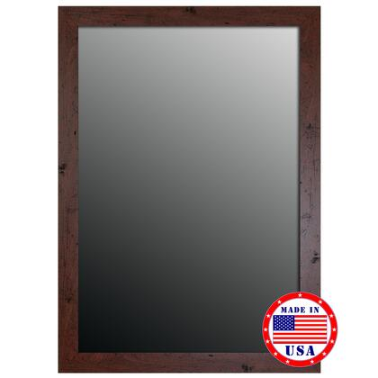 807708 2nd Look28 x 64 New England Walnut Framed Wall
