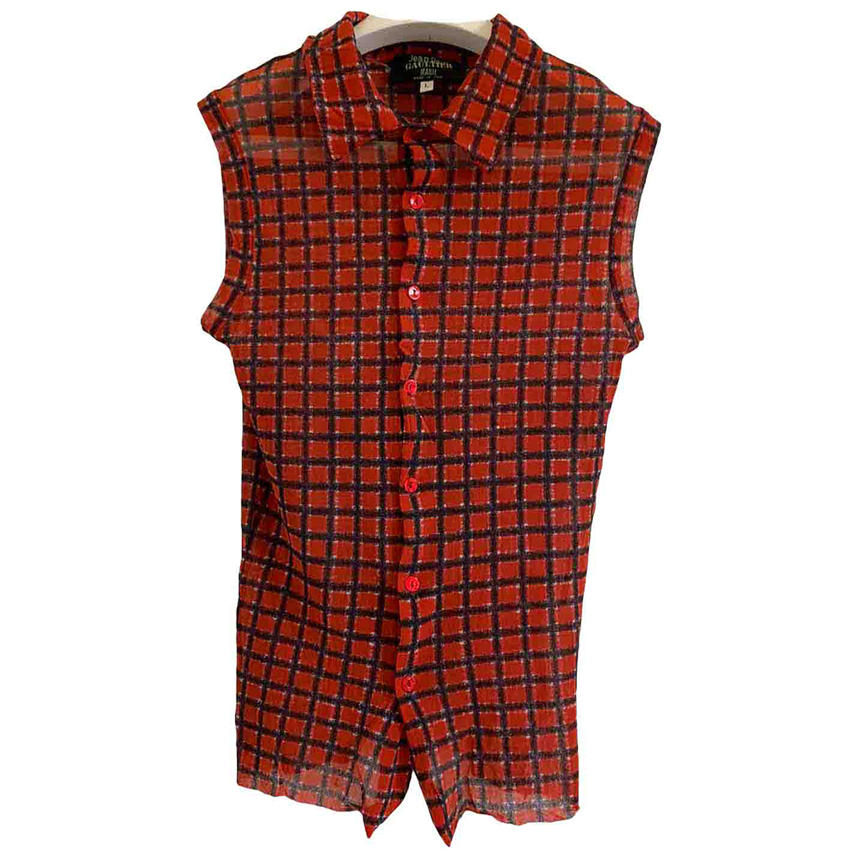 Jean Paul Gaultier \N Multicolour Cotton Shirts for Men L International