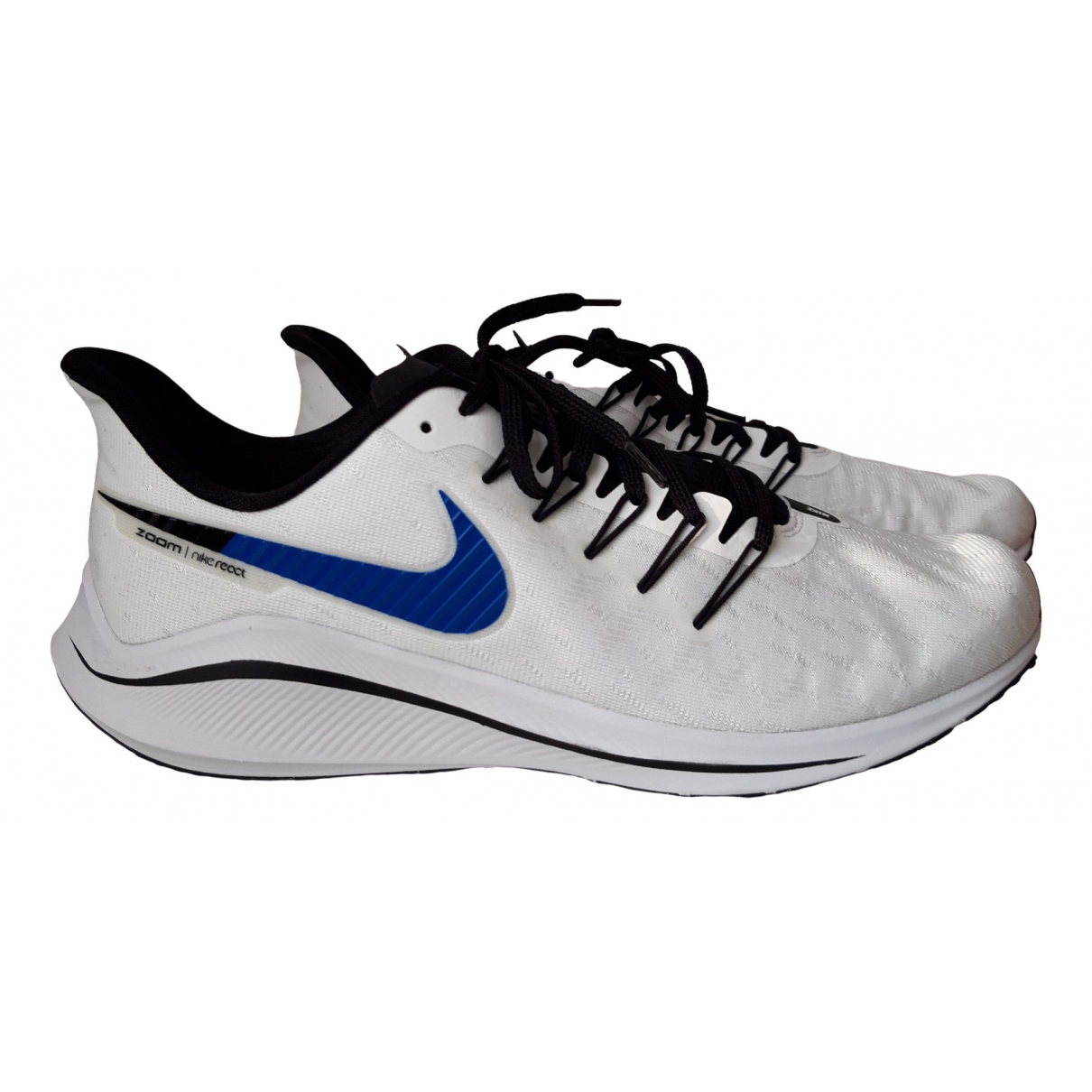 Nike Zoom Vomero White Cloth Trainers for Men 11 US