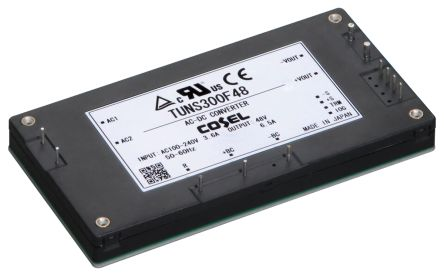 Cosel , 700.8W Embedded Switch Mode Power Supply (SMPS), 48V dc, Encapsulated