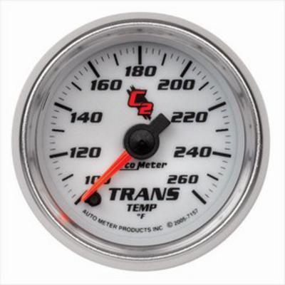 Auto Meter C2 Electric Transmission Temperature Gauge - 7157