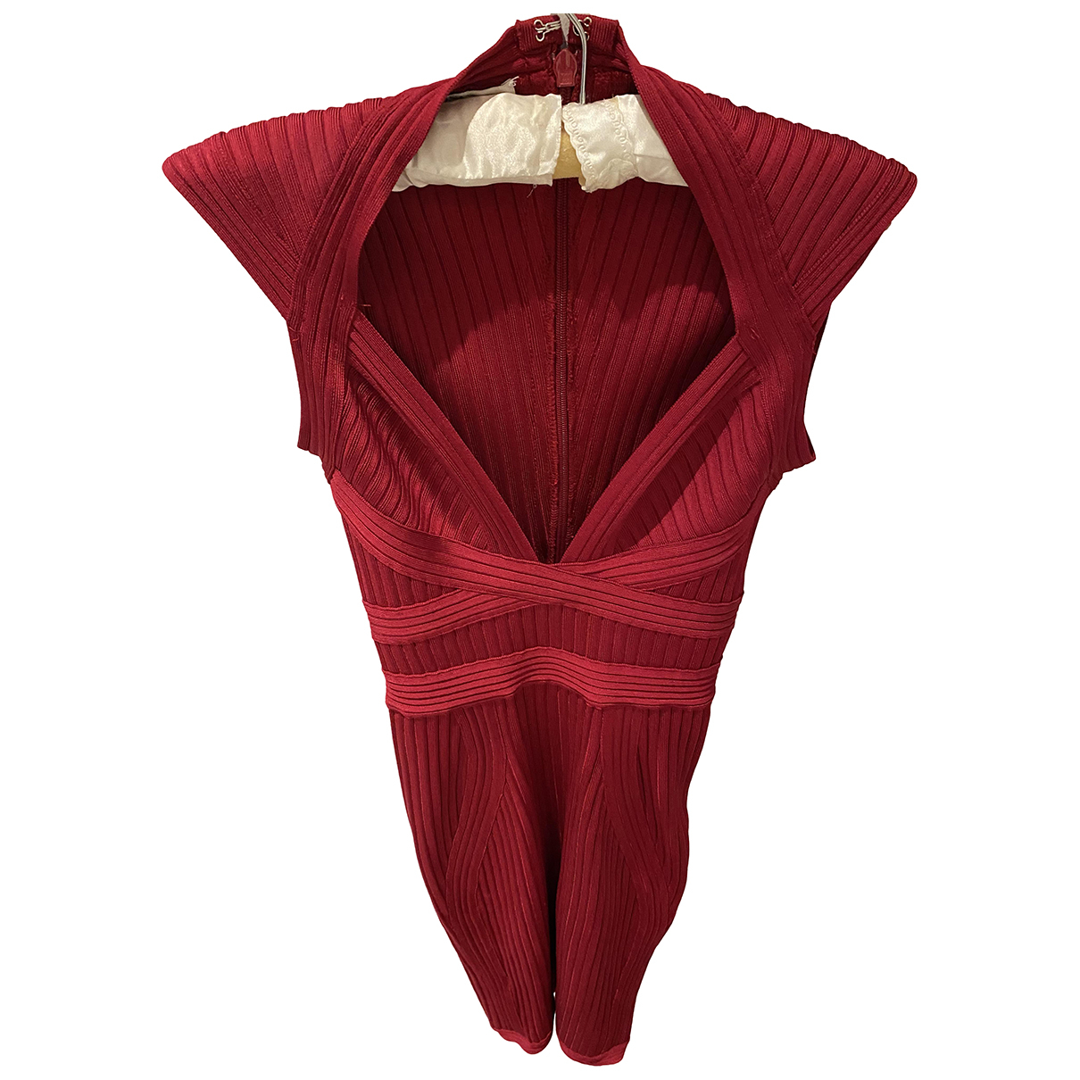 House Of Cb - Robe   pour femme - rouge