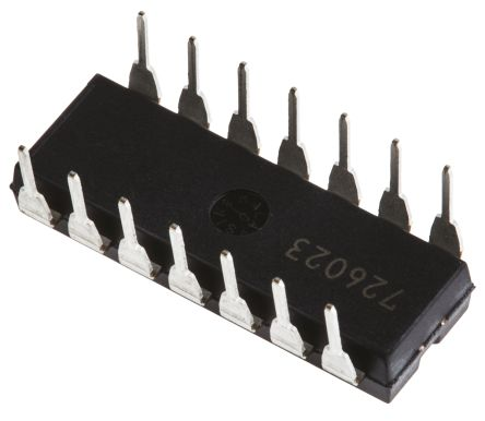 Analog Devices OP470GPZ , Op Amp, 6MHz, 14-Pin PDIP