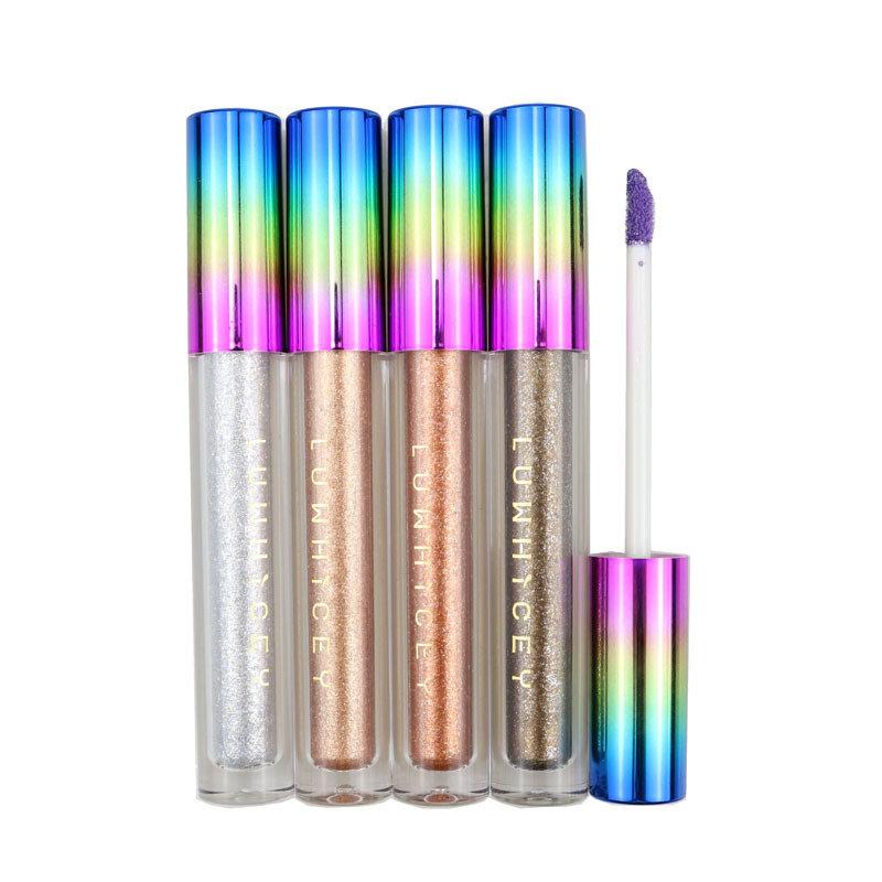 Colorful Shimmer Liquid Eyeshadow Long-Lasting Eyeshadow Glitter Liquid Eye Shadow Eye Makeup