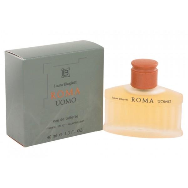 Roma Uomo - Laura Biagiotti Eau de toilette en espray 40 ML