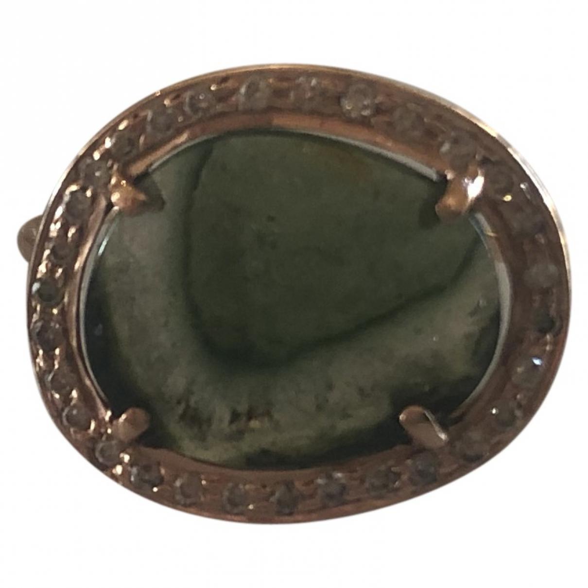 Celine Daoust - Bague   pour femme en or rose - vert