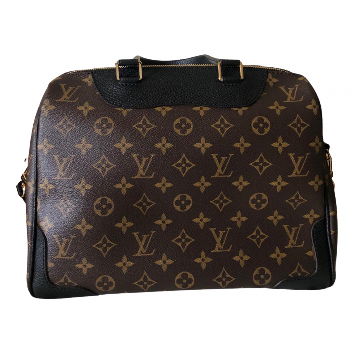 Bolso  Retiro PM de Lona Louis Vuitton