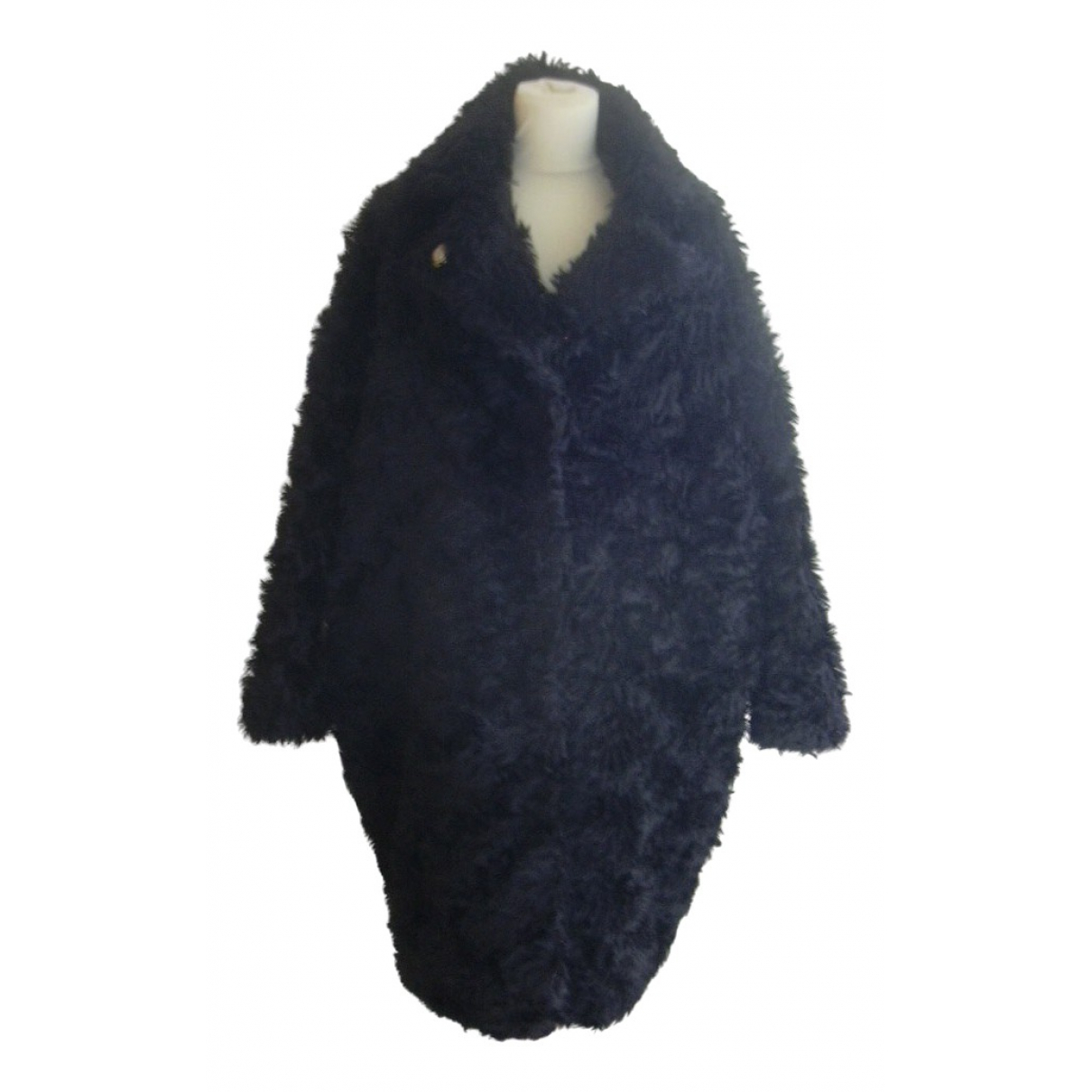 & Stories N Black Wool coat for Women L International