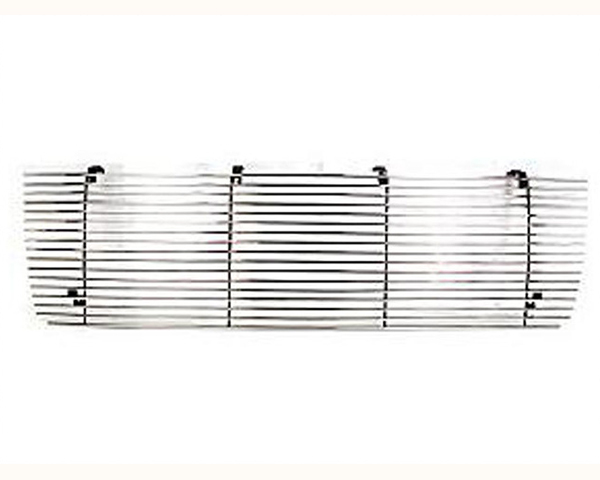 Quality Automotive Accessories 1-Piece Stainless Steel Billet Grille Insert Cadillac Escalade 2005