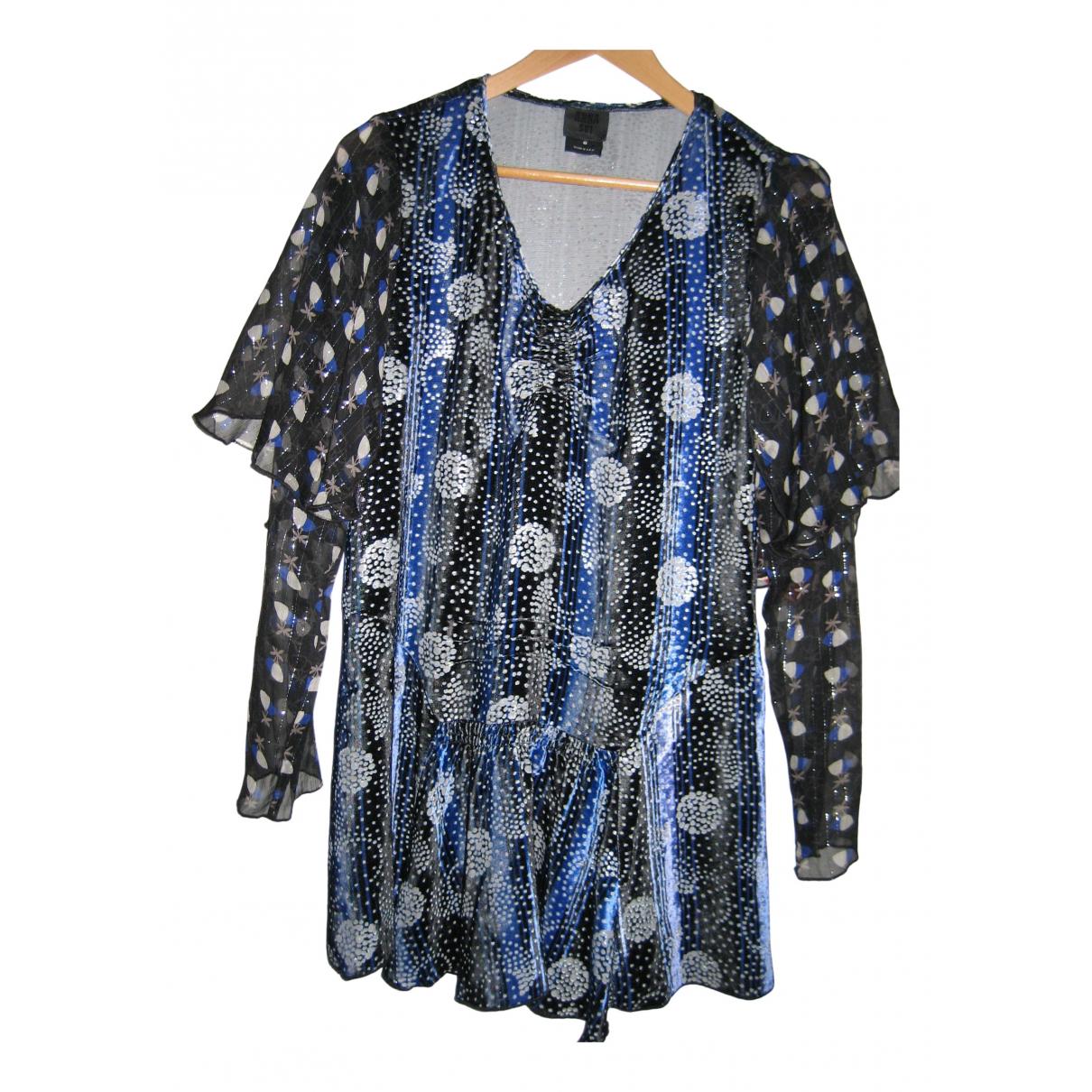 Anna Sui N Multicolour Silk dress for Women 6 US