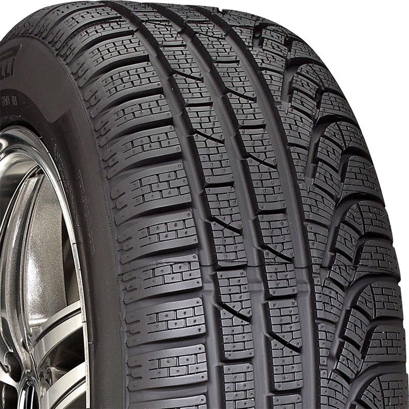 Pirelli 1840900 Winter 240 Sottozoro S2 Tire 245 /50 R18 100V SL BSW N0