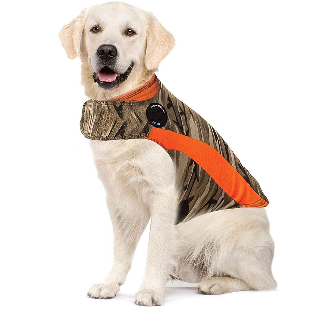 ThunderShirt Dog Anxiety Solution - Camo Polo (XLARGE)
