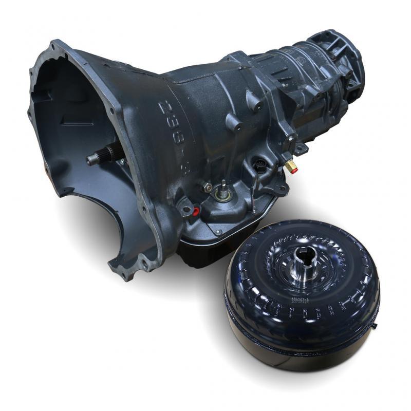 BD Diesel 1064234SS BD Dodge 48RE Transmission & Converter Package - 2005-2007 4wd w/TVV Dodge 2005-2007 5.9L 6-Cyl
