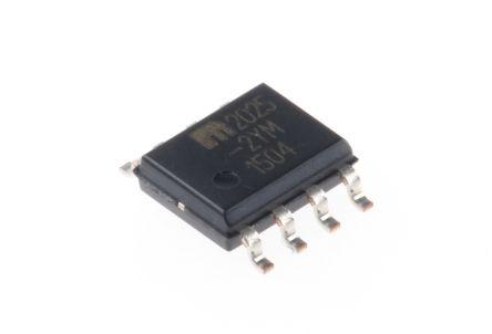 Microchip MIC2025-2YM, Triple USB Power Switch High Side, 90mΩ, 2.7 V min. 8-Pin, SOIC (10)