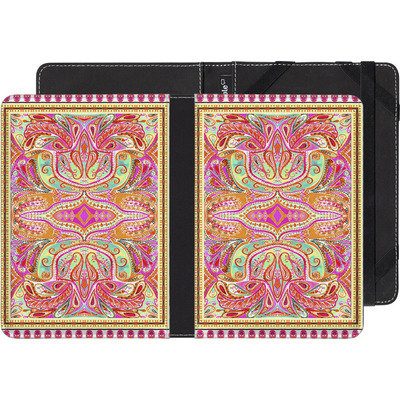 Amazon Kindle Touch eBook Reader Huelle - Paisley Pink von Amy Sia