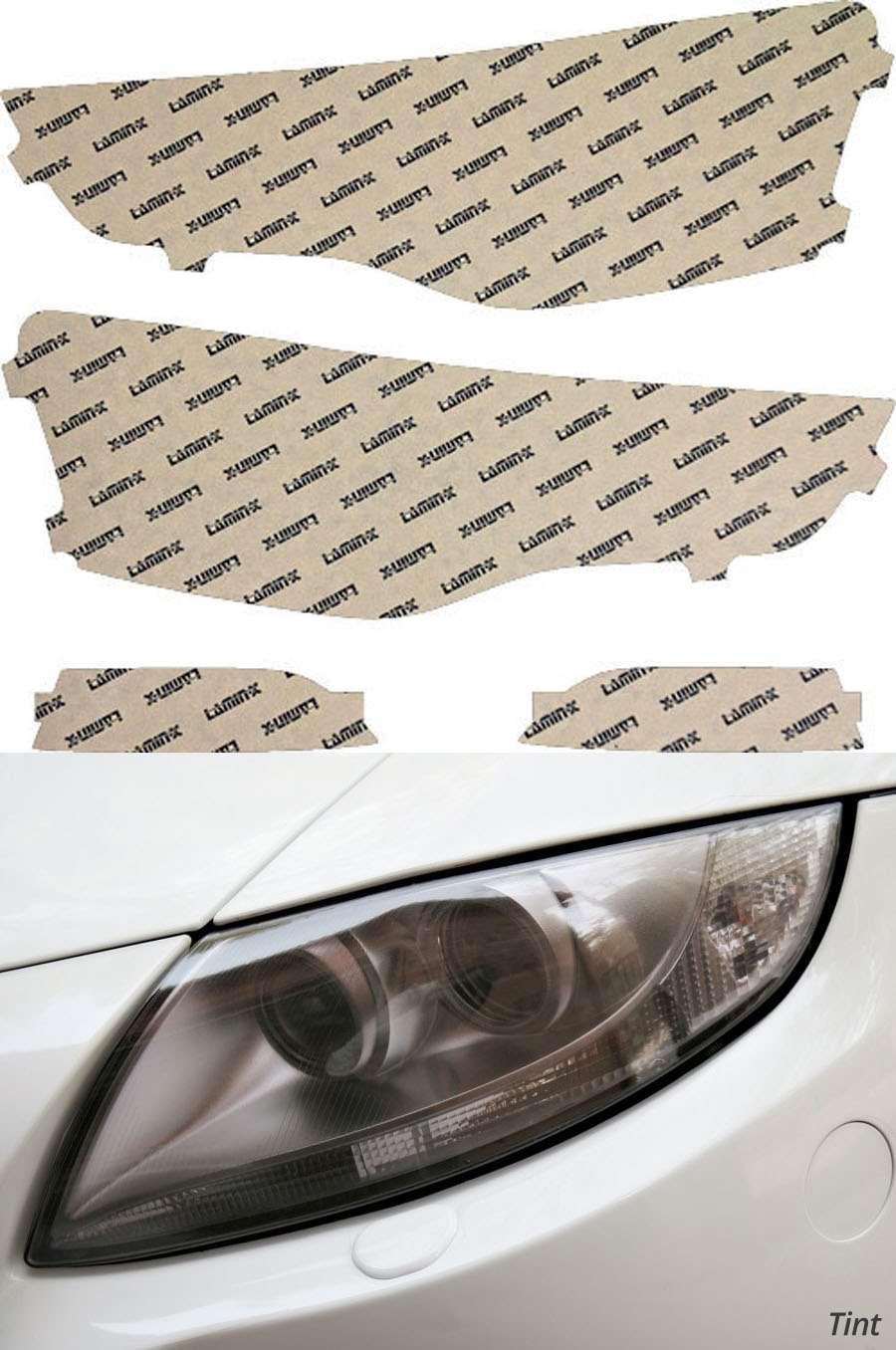 Audi S5 13-20 Tint Headlight Covers Lamin-X A030T