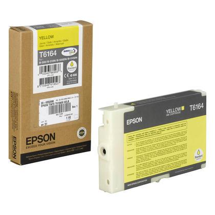 Epson T616400 Original Yellow Ink Cartridge