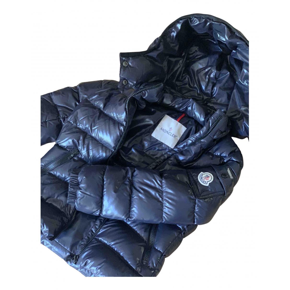 Moncler - Blousons.Manteaux   pour enfant - noir