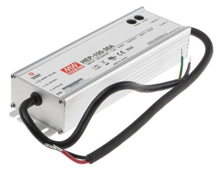 Mean Well , 95W Embedded Switch Mode Power Supply SMPS, 36V dc, Enclosed