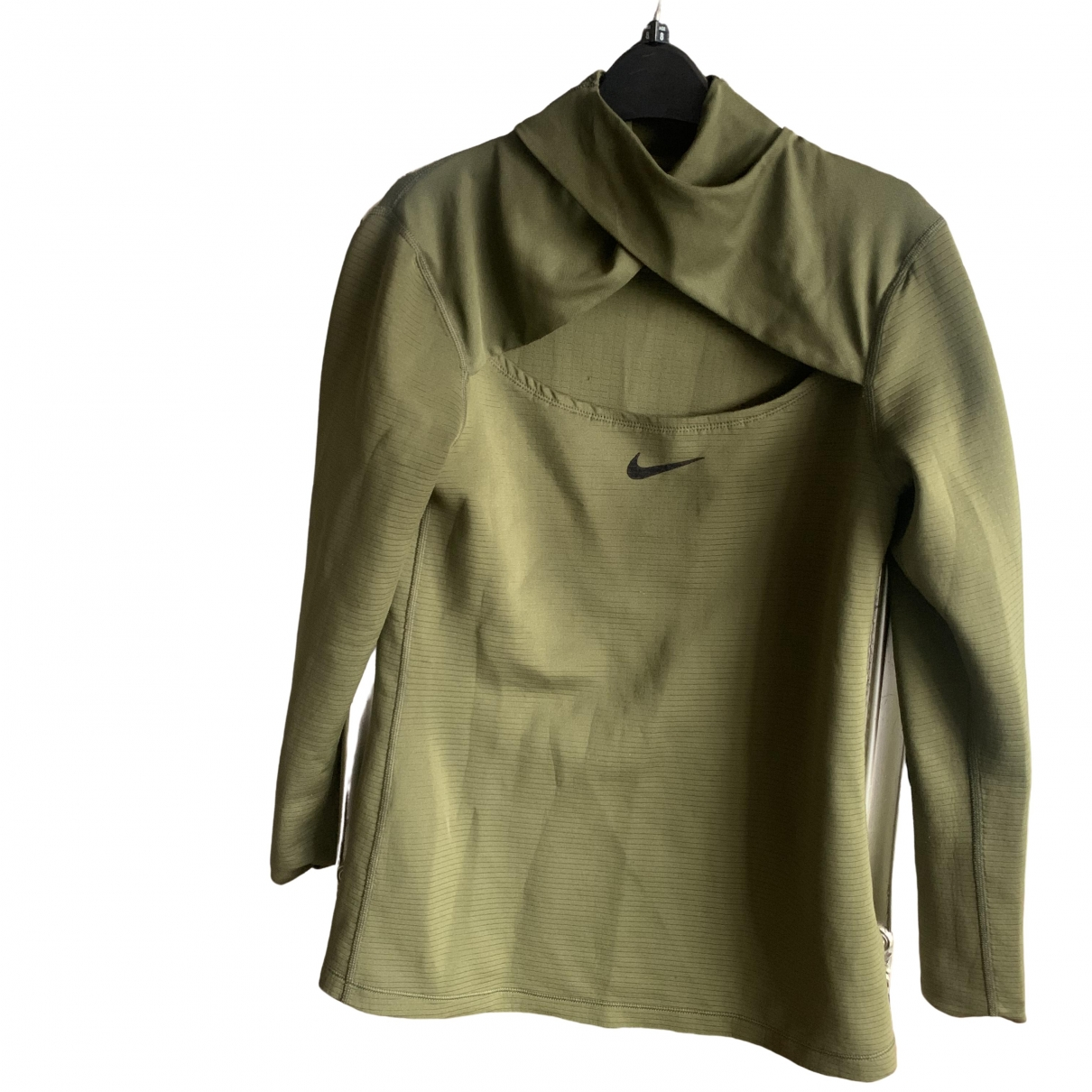 Nike \N Green Cotton  top for Women 8 UK