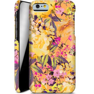Apple iPhone 6s Smartphone Huelle - Symmetric Spring von Zala Farah
