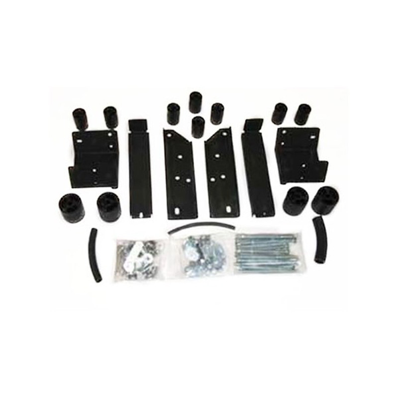3 Inch Body Lift Kit 05-15 Toyota Tacoma All Cabs 2WD/4WD w/o Hitch Gas Performance Accessories PA5603