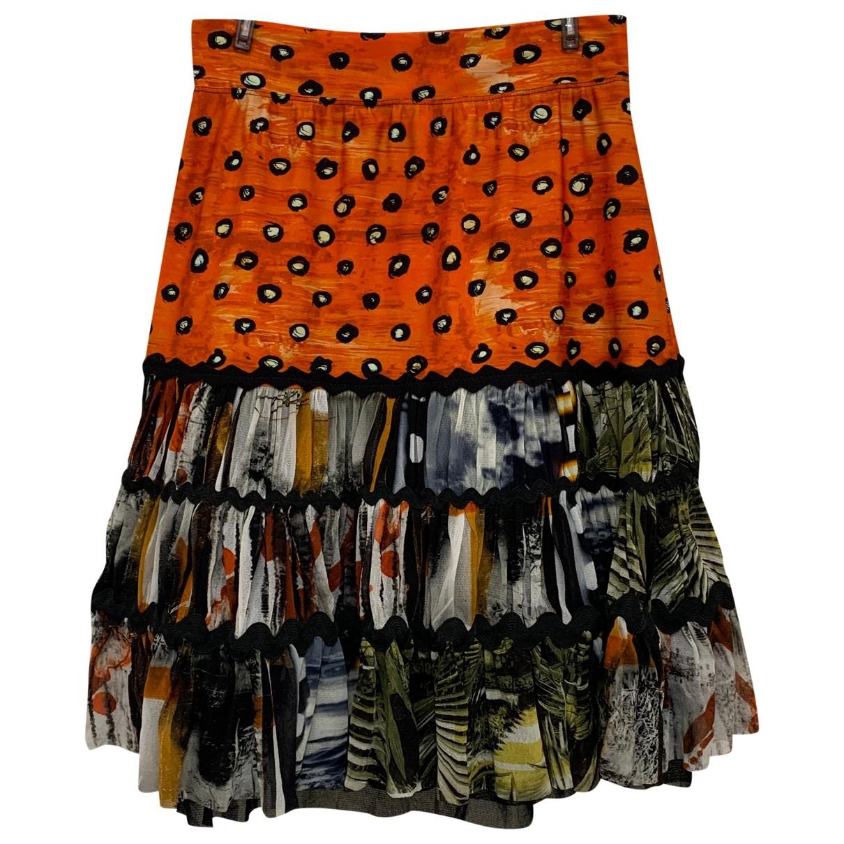 Jean Paul Gaultier - Jupe   pour femme - multicolore