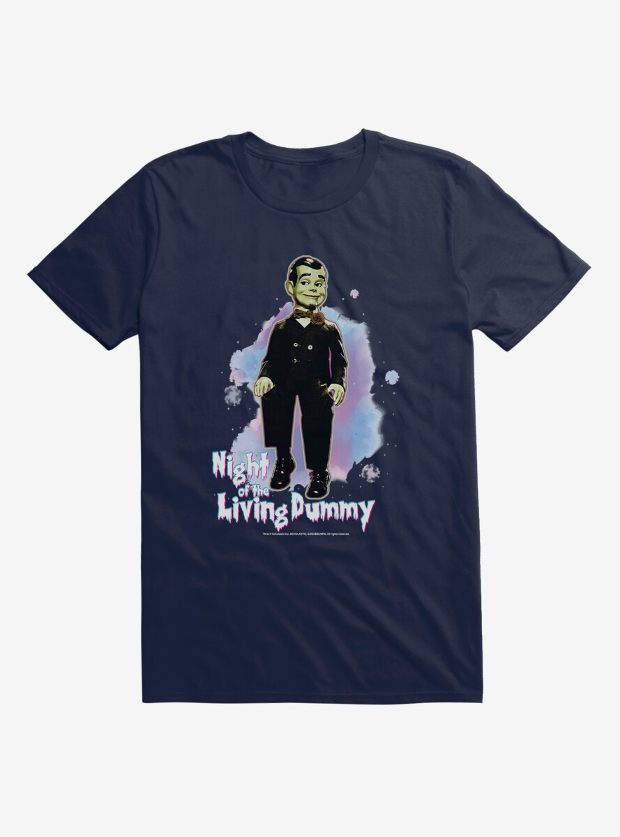 Goosebumps Night Of The Living Dummy T-Shirt