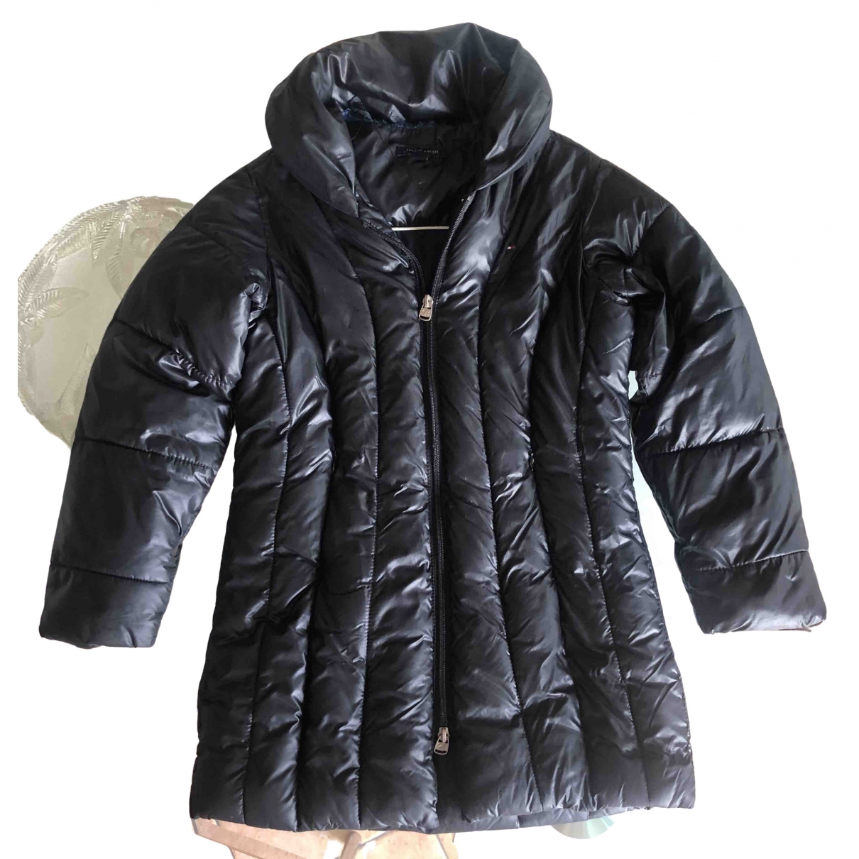 Tommy Hilfiger - Blousons.Manteaux   pour enfant - noir