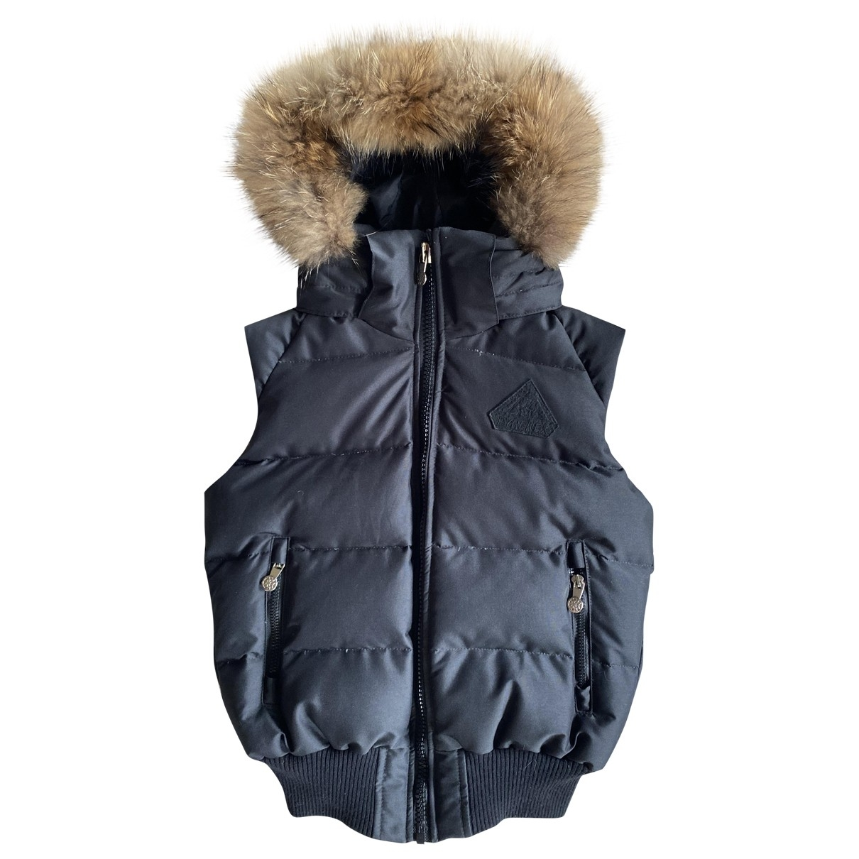 Pyrenex \N Black coat for Women 36 FR