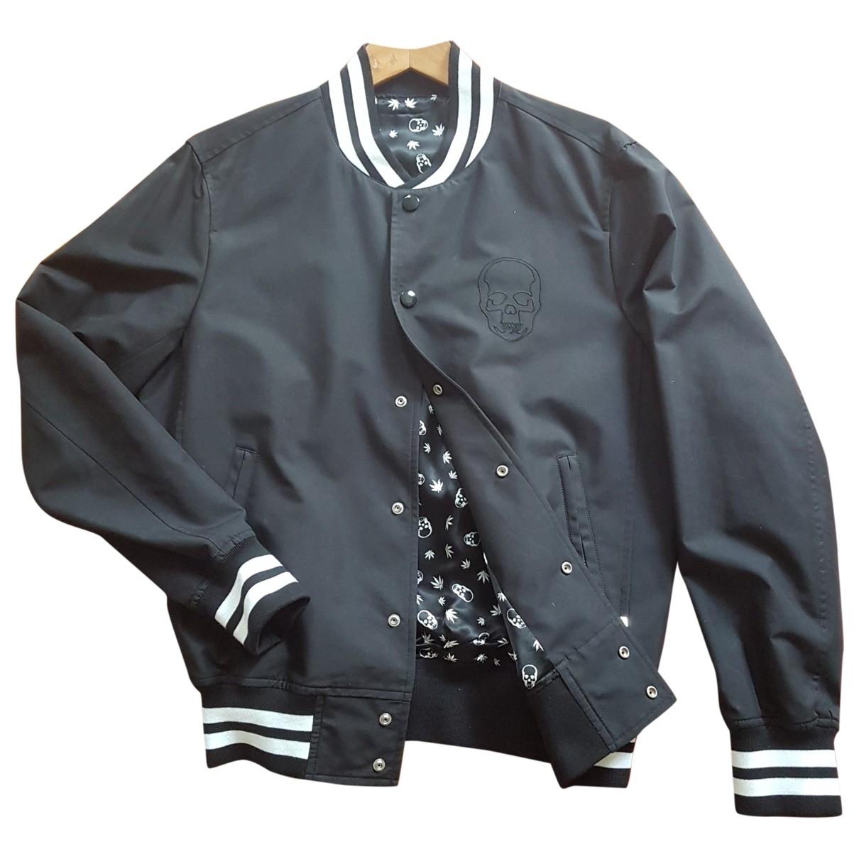 Lucien Pellat Finet \N Black Cotton jacket  for Men M International