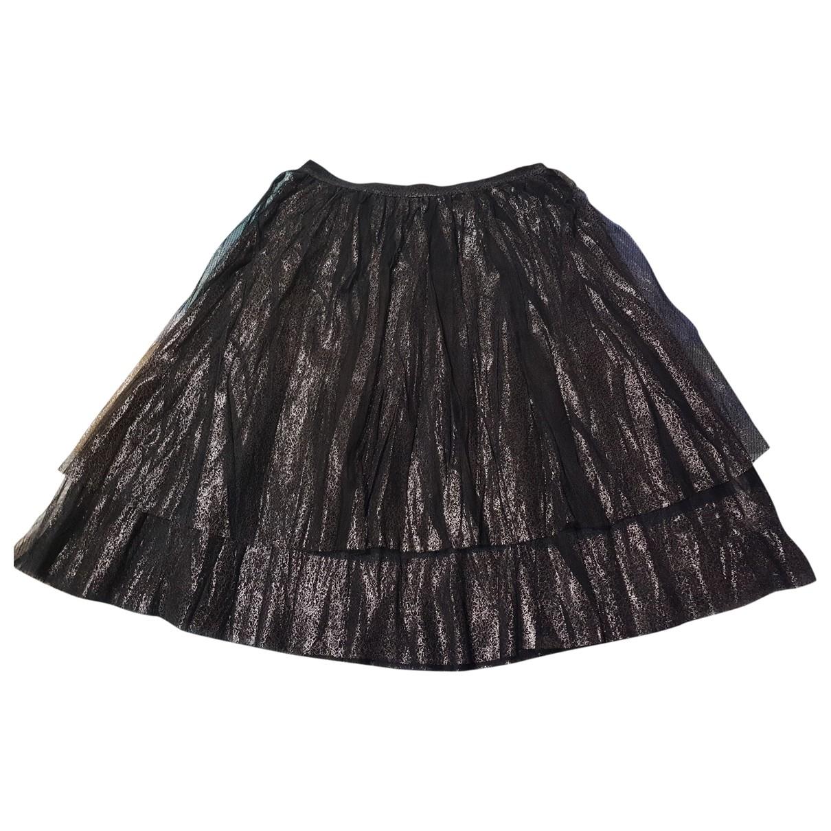 Max & Co \N Black skirt for Women M International