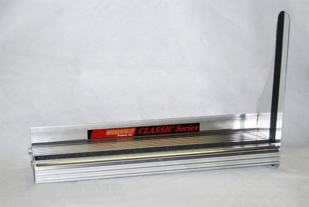 Owens Products OC7094 Running Boards Classic Series Extruded 2 Inch Aluminum Bright 94 Inch