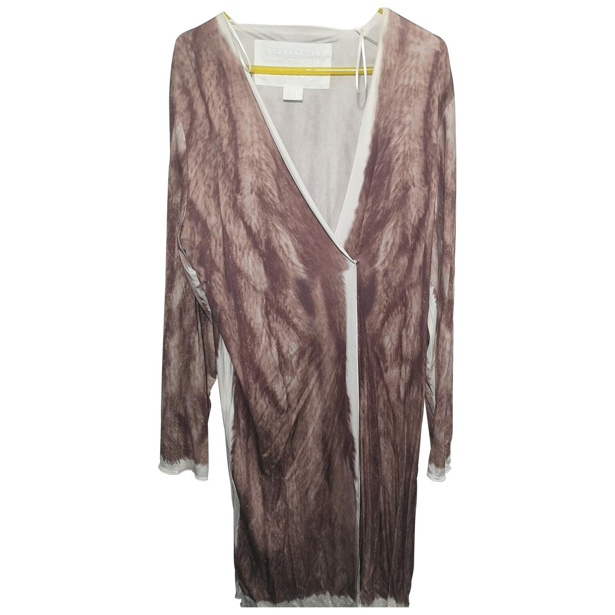 Maison Martin Margiela Pour H&m \N Beige dress for Women 42 FR