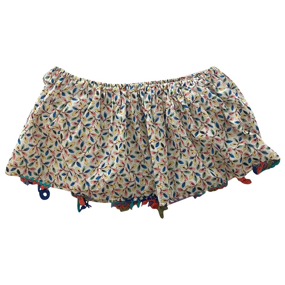 Anjuna - Top   pour femme en coton