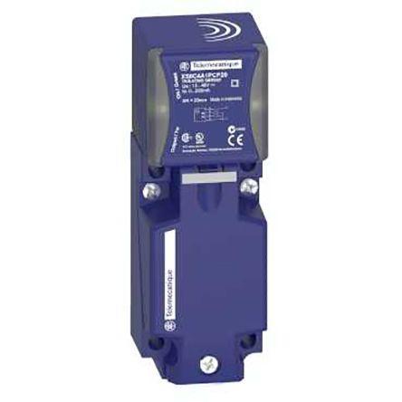 Telemecanique Sensors Inductive Sensor - Block, 4-20 mA, Analogue Output, 25 mm Detection, IP65, IP67, IP69K, Cable