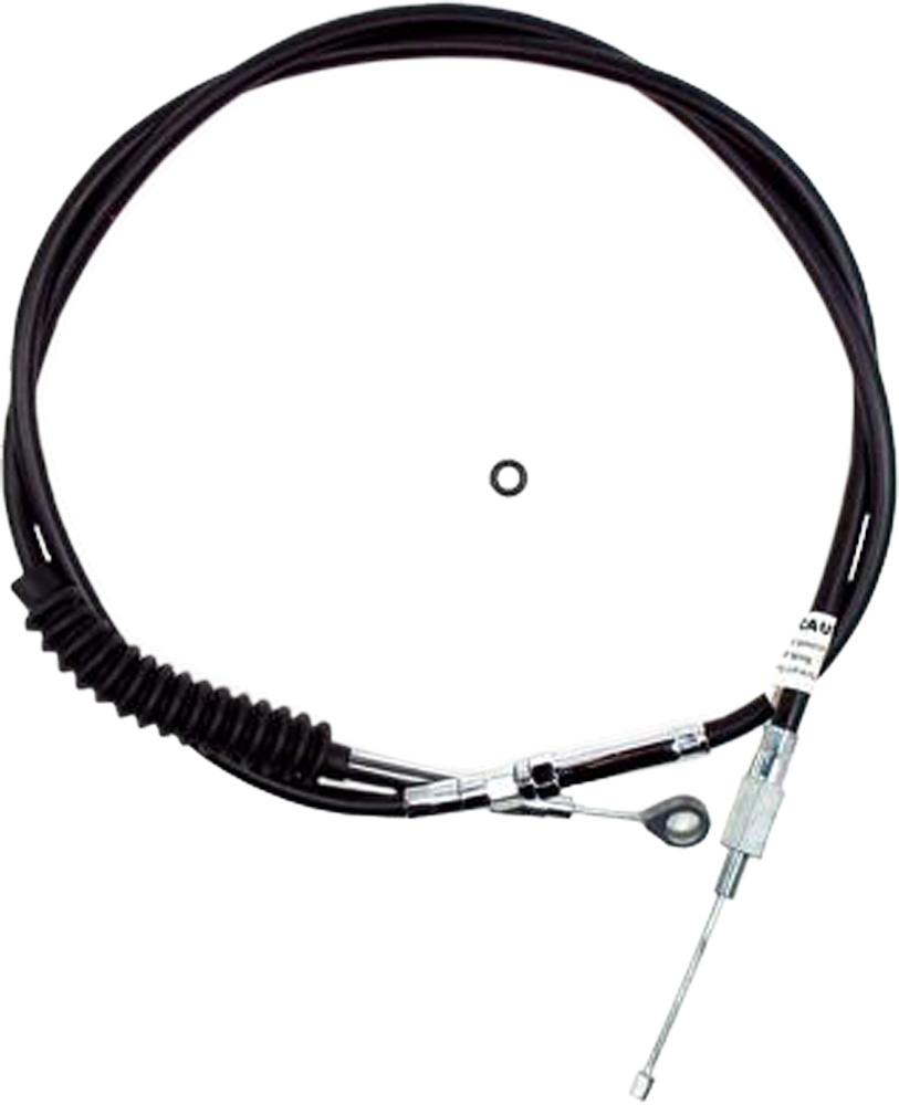 Motion Pro 06-0379 Black Vinyl Clutch Lw Cable 06-0379