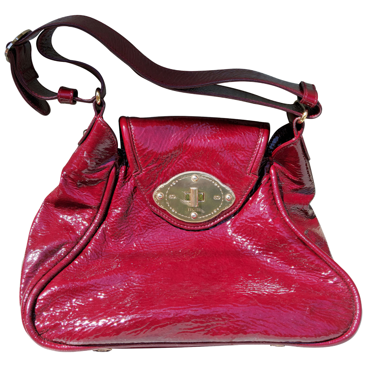 Escada \N Red Leather handbag for Women \N