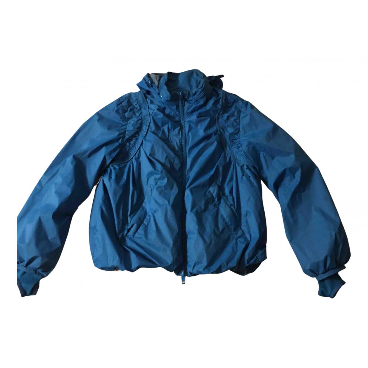 Stella Mccartney Pour Adidas - Blouson   pour femme - bleu