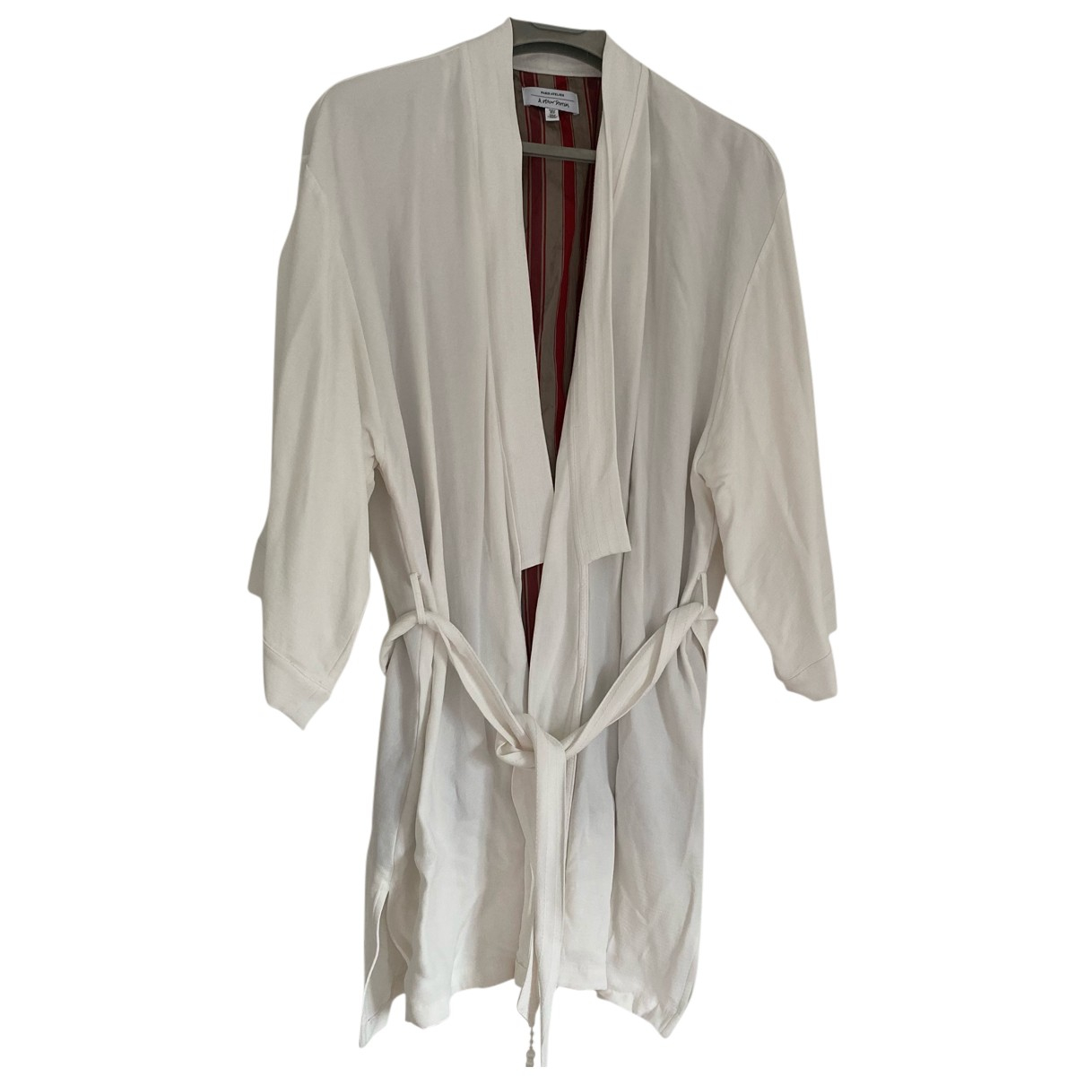 & Other Stories - Top   pour femme - blanc