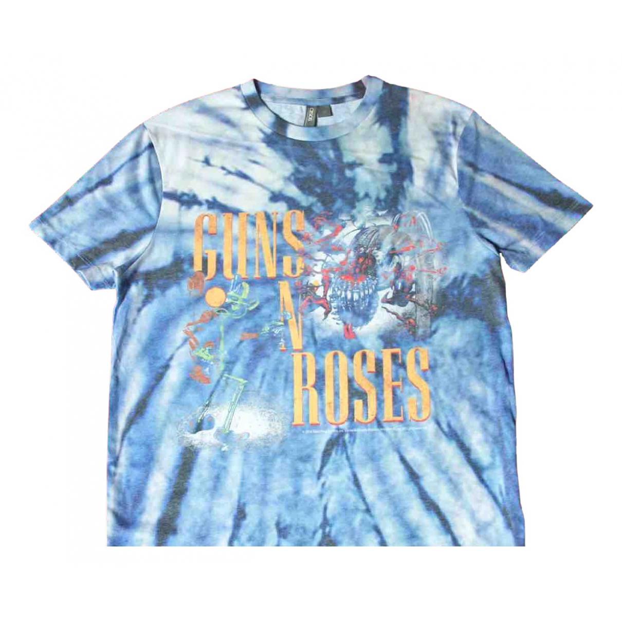 Asos - Tee shirts   pour homme - bleu