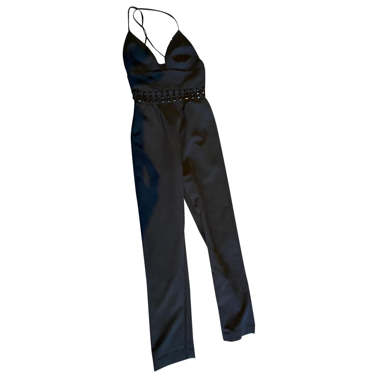 House Of Cb \N Black jumpsuit for Women XS International