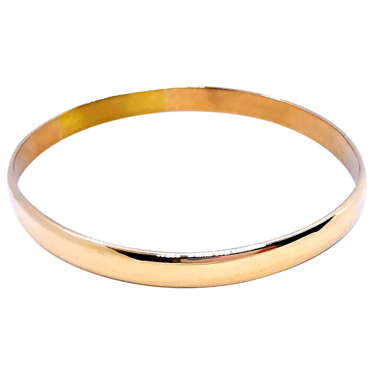 Pulsera de Oro amarillo Non Signe / Unsigned