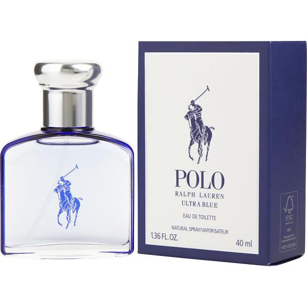 Polo Ultra Blue - Ralph Lauren Eau de Toilette Spray 40 ml