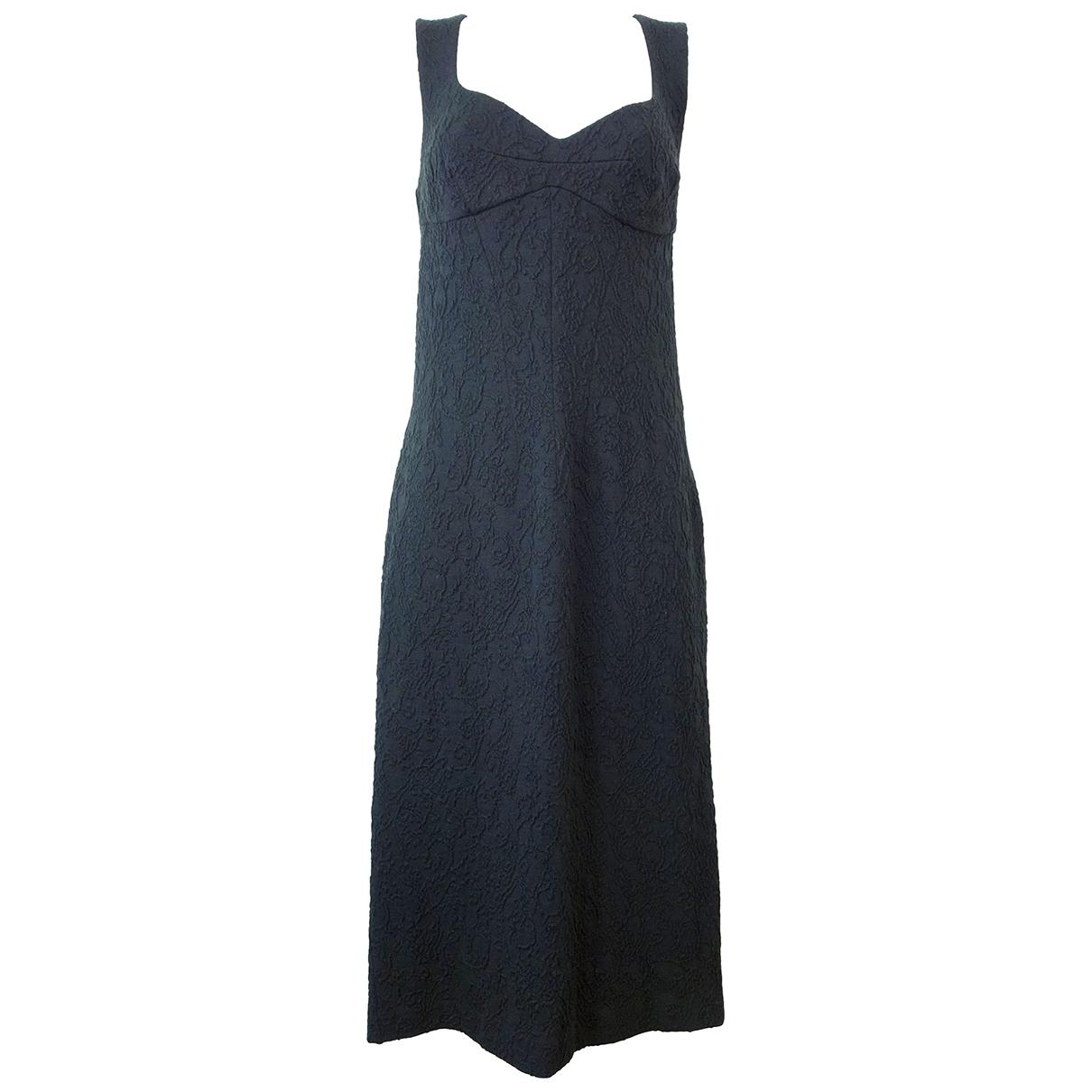 D&g \N Black Wool dress for Women M International