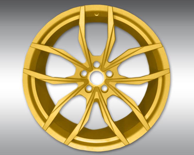 Novitec C4 570 15 MC1 Forged Front Wheel Custom Color 20x9 McLaren 540C 16-19