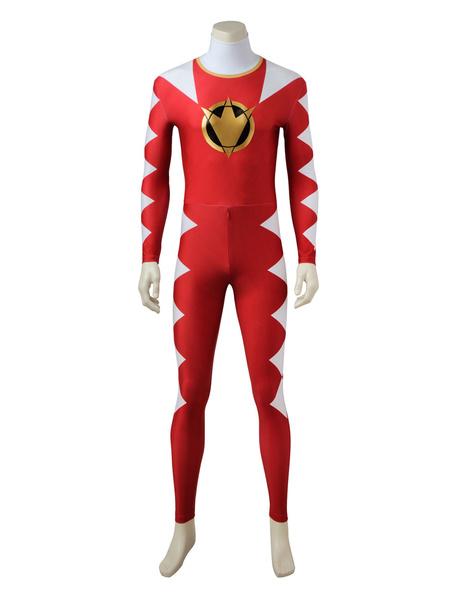 Milanoo Power Rangers Halloween Cosplay Costume