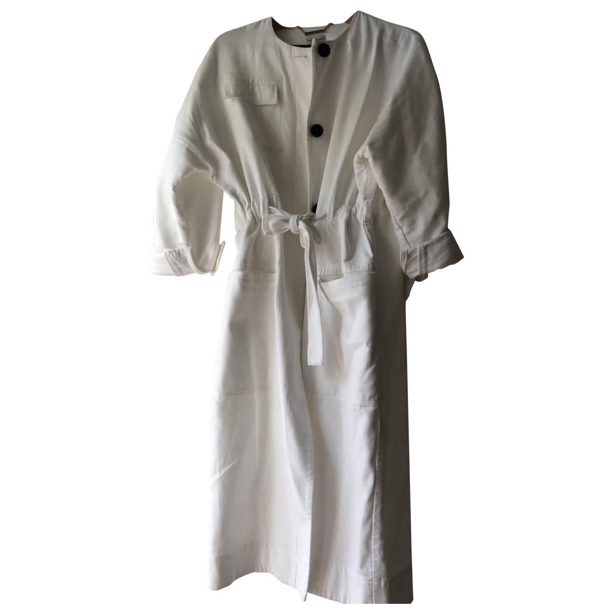 By Malene Birger N White Denim - Jeans coat for Women 44 FR