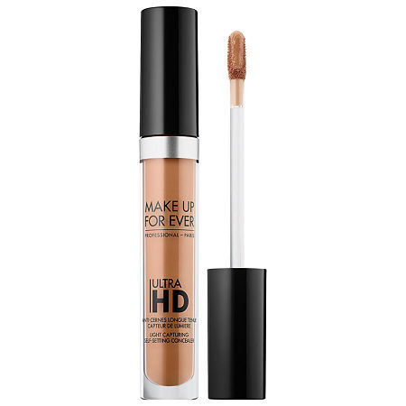 MAKE UP FOR EVER Ultra HD Self-Setting Concealer, One Size , Beige