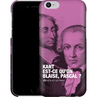 Apple iPhone 6 Plus Smartphone Huelle - Kant Blaise Et Pascal von Fists Et Lettres